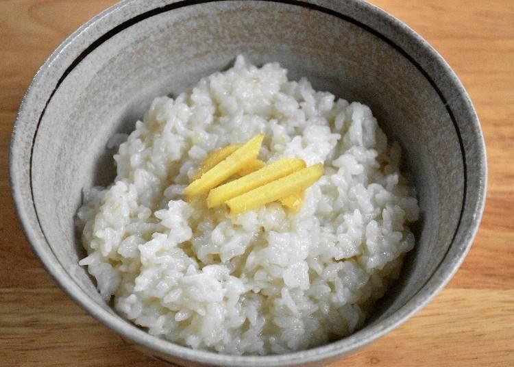 【朝食編】電子レンジでできる「ご飯一合炊き」で、中国粥