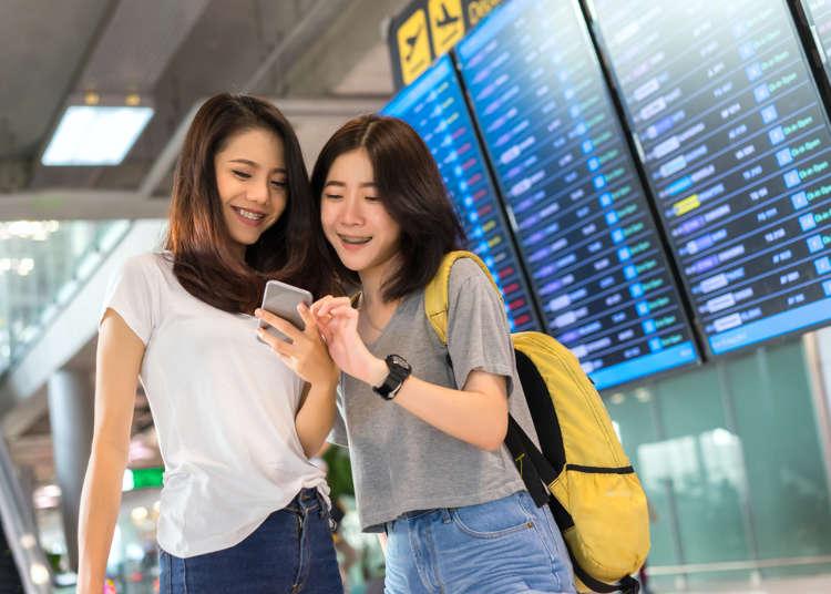 日本東京自由行 免稅、免費Wi-Fi、基本禮儀等注意事項!新手實用Q&A基本篇-第2彈