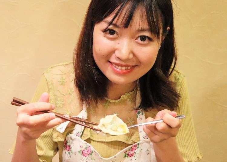 中国人なら100円ショップ調達材料でも本格水餃子は作れるのか?本場の味を知る中国人女性が挑戦!