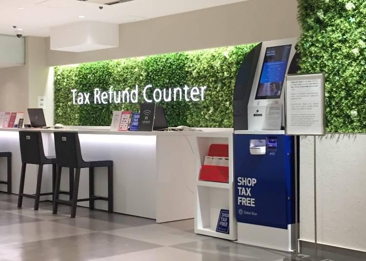 超高效率的快速免稅手續!享受流暢的購物樂趣「SOGO橫濱店」