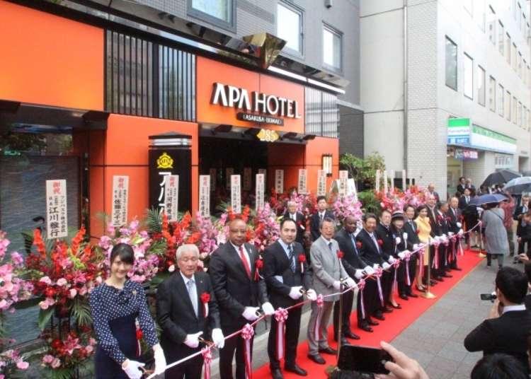下次到東京就入住這裡!東京新開幕飯店大公開!