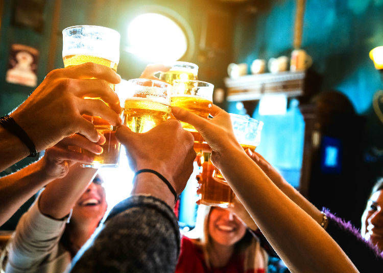 1. Legal Drinking Age in Japan: 20