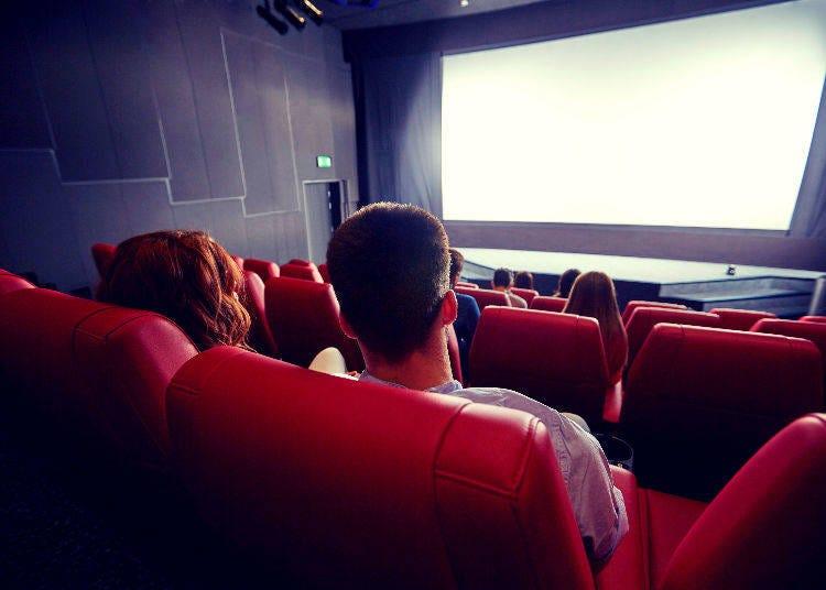 7. Movie Ratings in Japan: G, PG12, R15+, R18+