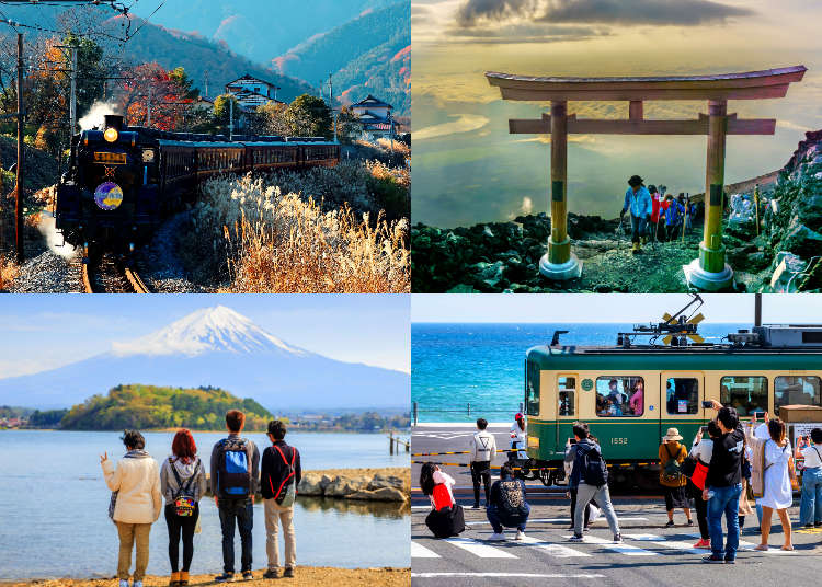 Tokyo Day Trips: 10 Spots to Explore Just 1 to 2 Hours Away from Tokyo!