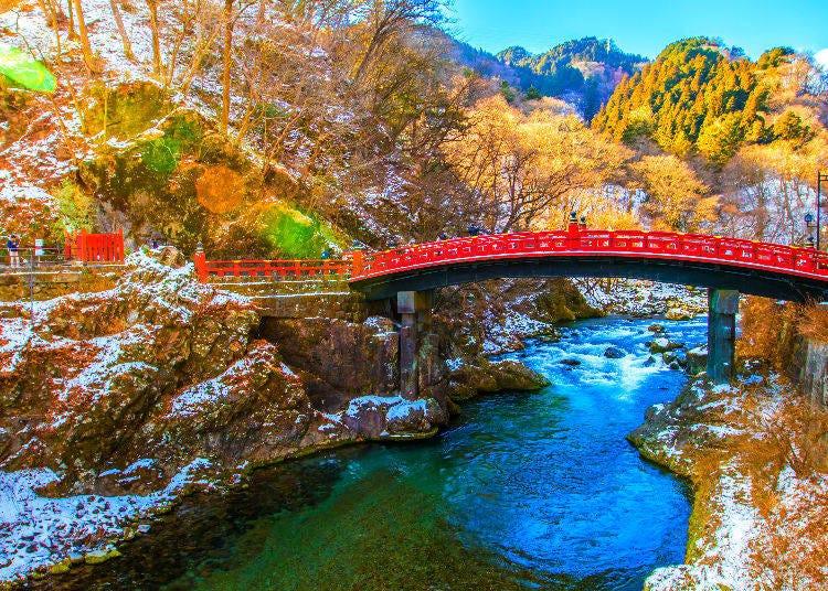 2. Nikko (Tochigi): A Mystical Spot Nestled Deep in Nature
