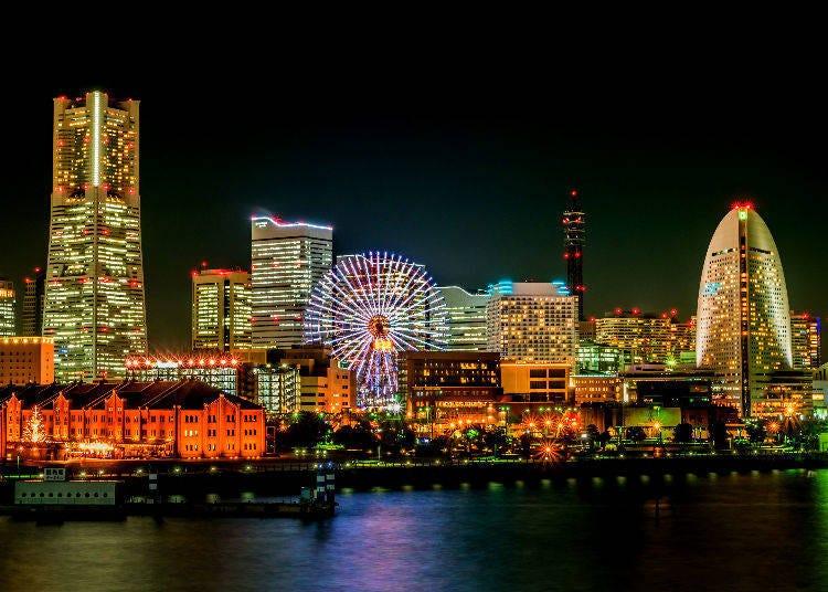 7. Yokohama (Kanagawa): Where East Meets West