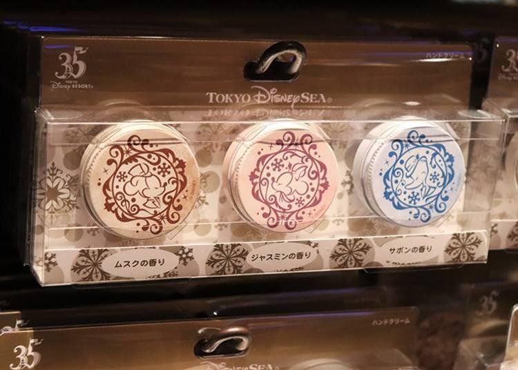 ■不管是外觀還是味道都是一等一的高級品!「護手霜套組」2100日圓