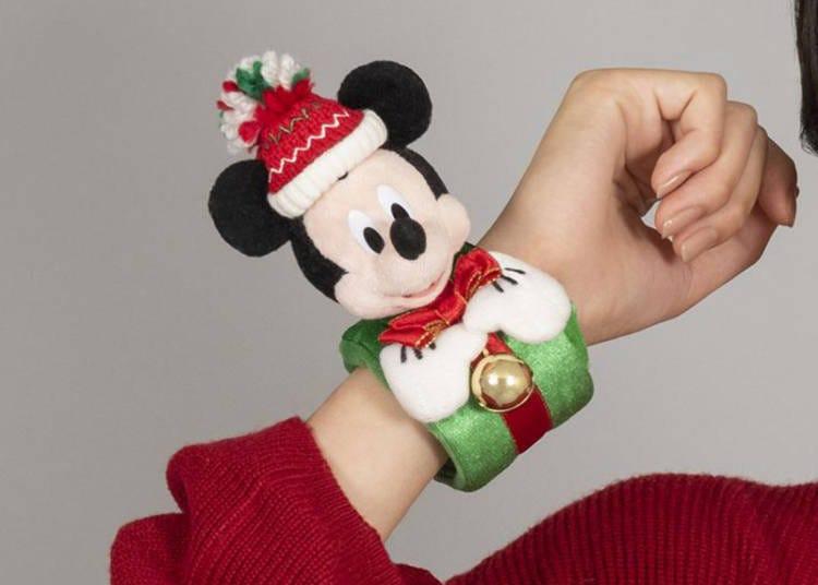 ■彷彿和遊行表演一同演出,搖出手中鈴聲的「玩偶造型手搖鈴」1500日圓