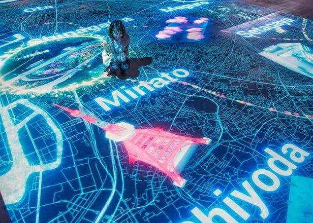 大井競馬場に関東最大級のイルミネーションが新登場!過去・現在、そして未来へと続く「東京」を体感しよう【2018-2019】