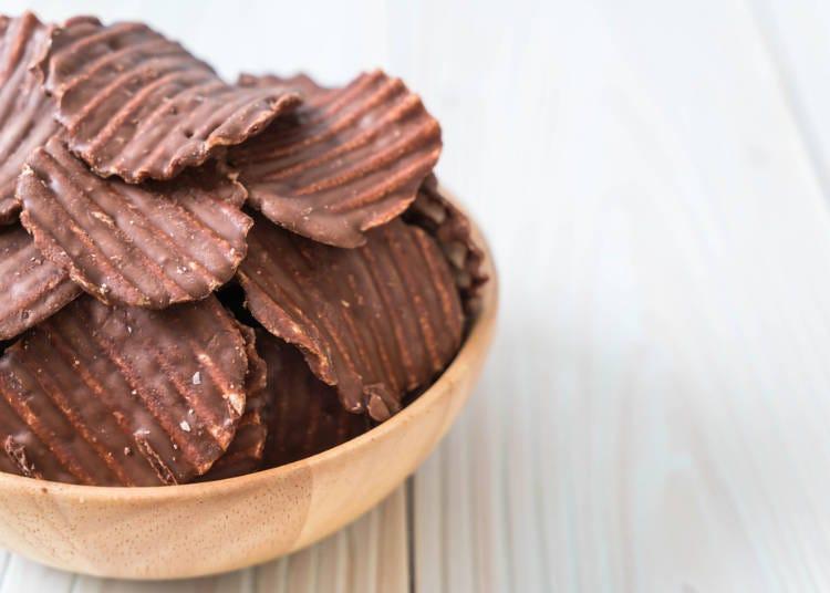 聞いたら食べてみたくなったNo.1はチョコレート味!?
