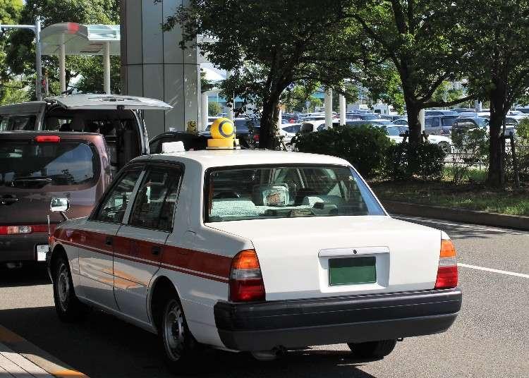 日本旅遊時想搭計程車怎麼辦?從計費方式到該注意的小細節、實用日文都整理好啦!