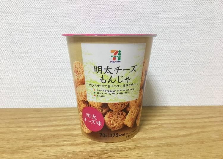 明太子起士文字燒(明太チーズもんじゃ)