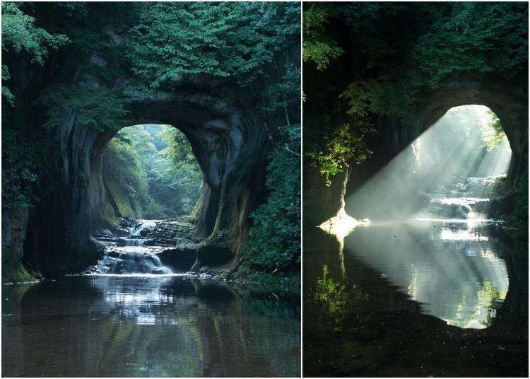 These 8 Waterfalls Will Leave You Breathless (And They're Near the Biggest City in Japan)