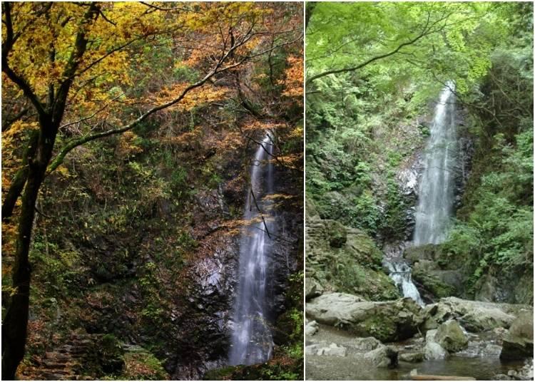 5. Hossawa Falls - Tokyo Prefecture