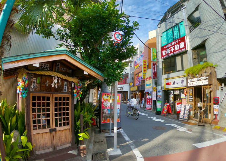 Shimokitazawa Guide: Fashion Walk Around Tokyo's Artsy Neighborhood! | LIVE JAPAN travel guide