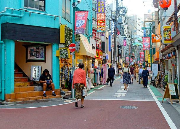 What's in Store in Shimokitazawa?