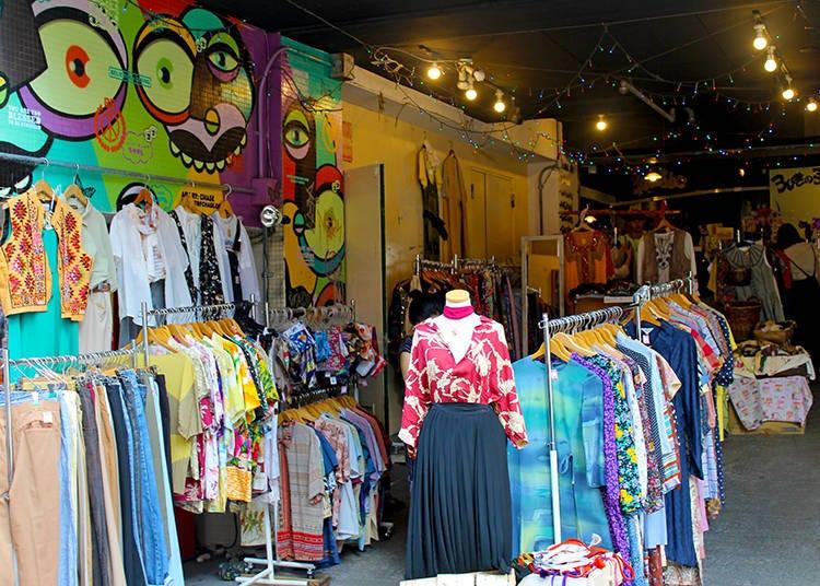 1. Shimokita Garage Department Store