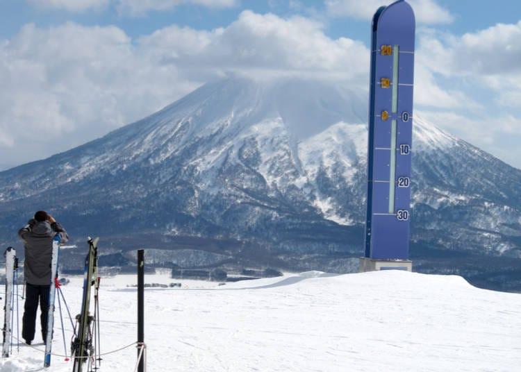 2. Enjoy a Japan ski holiday break that won't break the bank!
