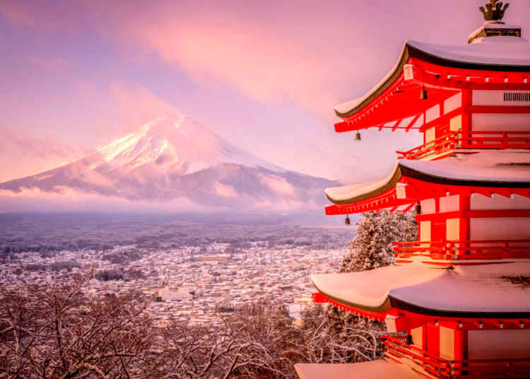 Japan Winter 2019 Special! 4 Spectacular Day Trips from Urban Tokyo to See Snow