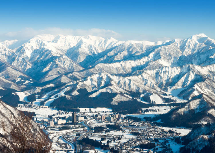 1. Yuzawa – A Skier's Paradise