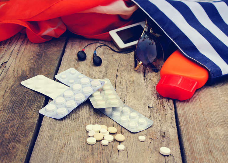 Packing For Your Trip: 10 Over-The-Counter Medicines To Bring To Japan