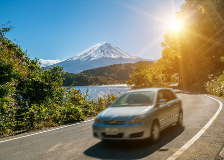 Looks Like a 'Yield' Sign, But Means 'Stop'? 10 Weird Tips About Driving in Japan