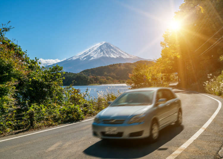 10 Important Tips For Driving in Japan: Looks Like a 'Yield' Sign, But Means 'Stop'?!