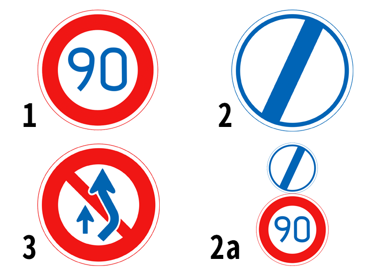 3. Speed limits in Japan