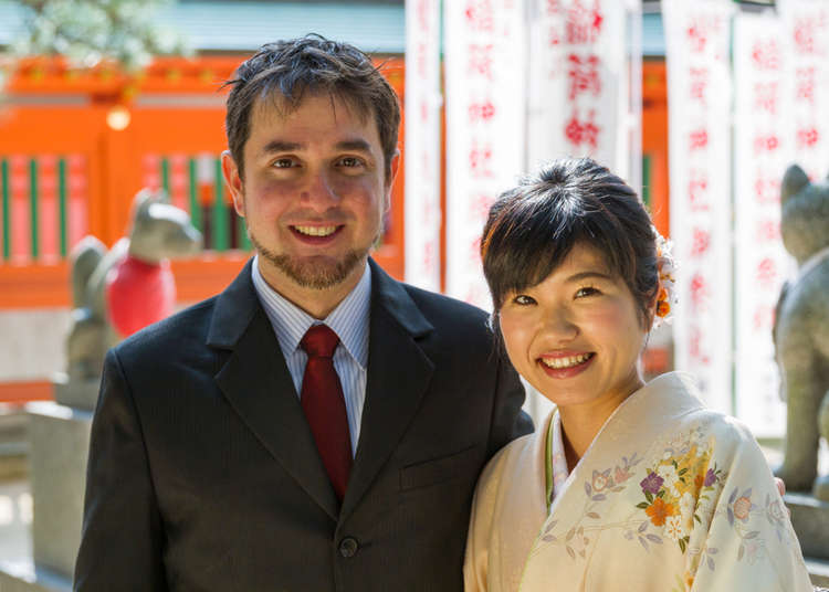 Japanese Wives, Foreign Guys: 10 Shocking Things Foreign Men Found - After Getting Married in Japan | LIVE JAPAN travel guide