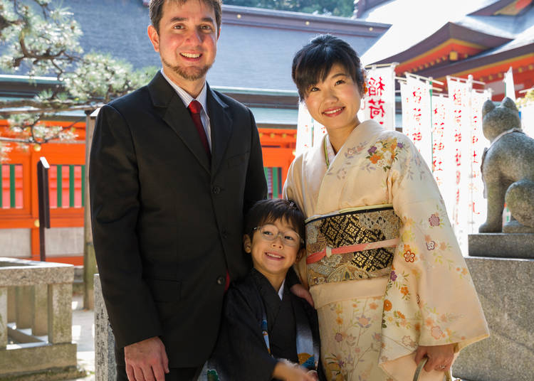 Do you think there are any downsides and any benefits as a foreigner in being married in Japan to a Japanese citizen?
