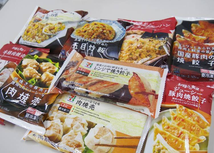 ■ファミマの中華冷凍食品は、中国人も気に入る本場の味