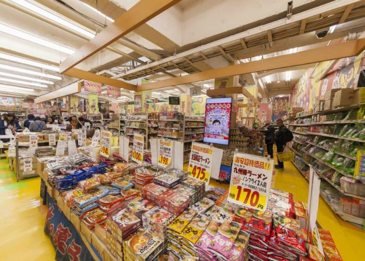 ■甜點零食類:日本零食世界出名,超多限定口味讓你收穫滿滿滿!