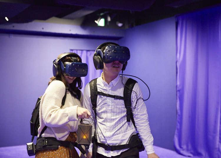 渋谷VRカフェ「ティフォニウム 渋谷」を初体験! 話題の新名所は想像以上だった