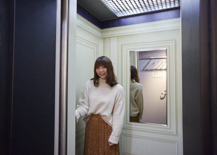 ホラーアトラクション「CORRIDOR」をさっそく体験!