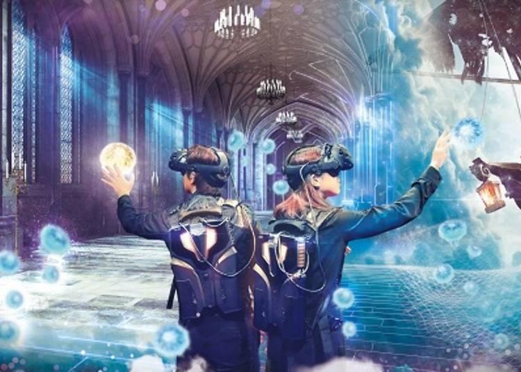 VR 테마파크×카페 '티포니움 시부야'란?