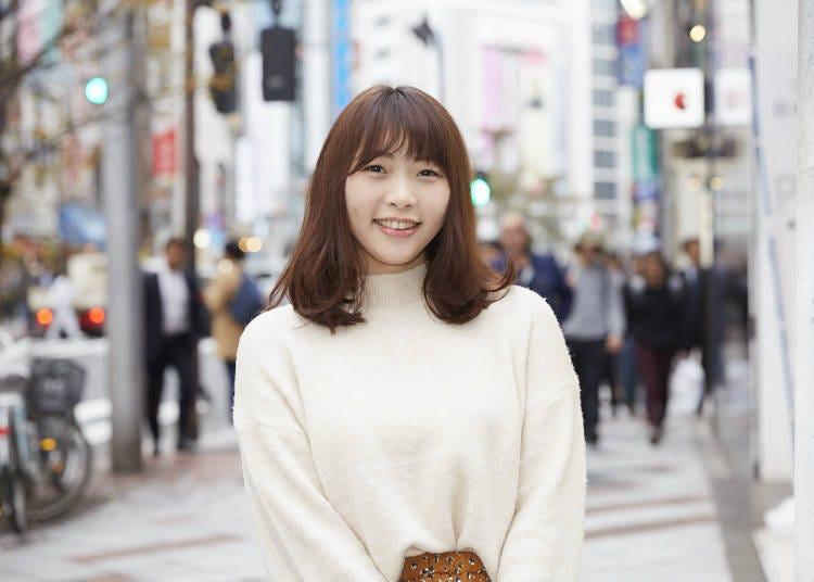 這次實際到TYFFONIUM SHIBUYA體驗的是,來自台灣的莊小姐