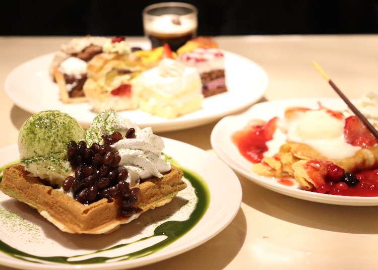 【スイーツ食べ放題】焼きたてステーキ&季節限定メニューも盛りだくさんの女子会おすすめビュッフェ