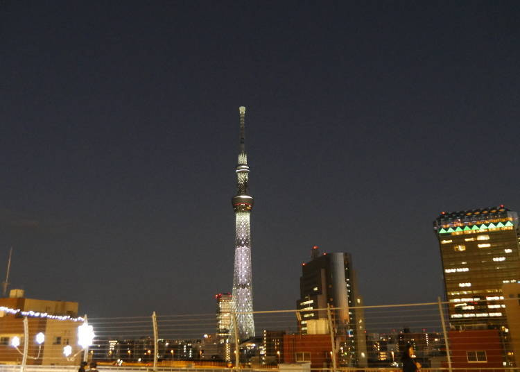 Shopping, Coupled With A Great View AND Location!? The Best Place to Visit In Asakusa: EKIMISE!