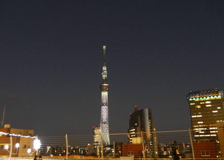 購物、美景、交通方便!來到淺草絕對不能錯過「EKIMISE」!