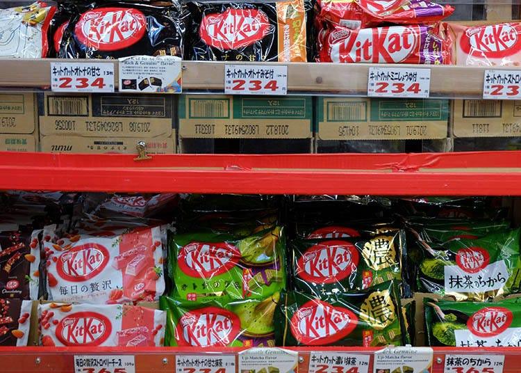 必掃零食#4【Nestle】Kit Kat巧克力