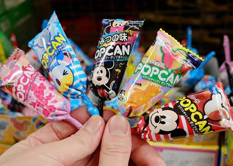 必掃零食#8【江崎glico】棒棒糖(POPCAN)