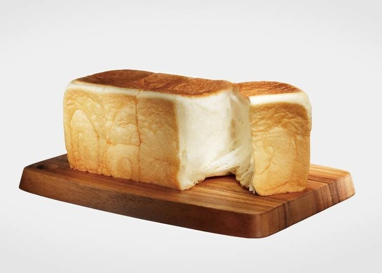 Nominee: Luxurious white bread