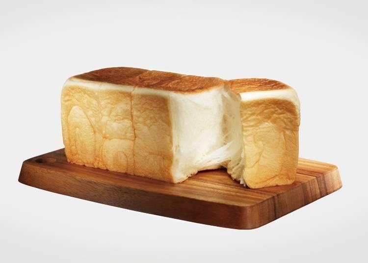Nominee: Luxurious white bread