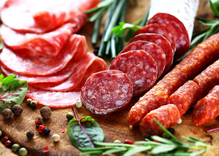 Meat products, animal-derived products restricted by Japan Customs