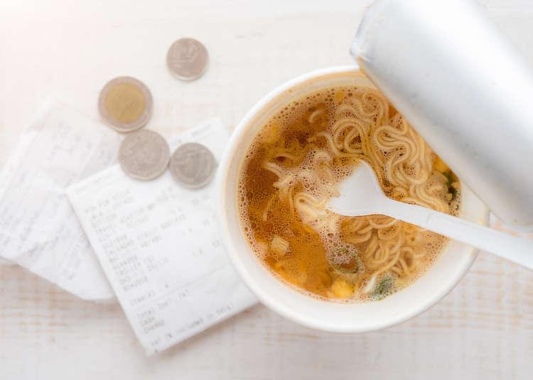 外国人がハマった!世界が認める日本の「金欠メシ」人気No.2はインスタント麺、No.1は…!?