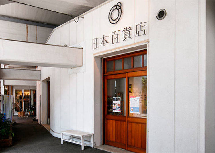 Nippon Department Store Okachimachi: Traditional Crafts and More; Each Item Tells a Story