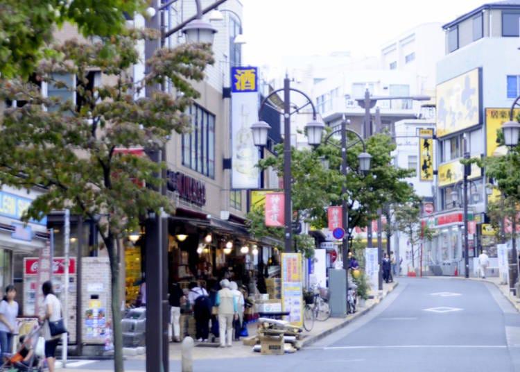 7. Ushigome-Kagurazaka (Oedo Line)
