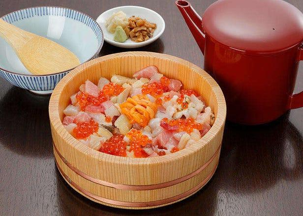 Tokyo's Tsukiji Fish Market Has Closed Down, But Its Restaurants are Still Amazing!