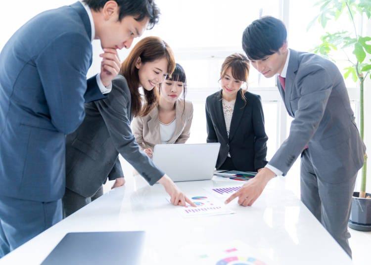 謠傳7 「在日本職場,女性的地位真的不被重視嗎?」