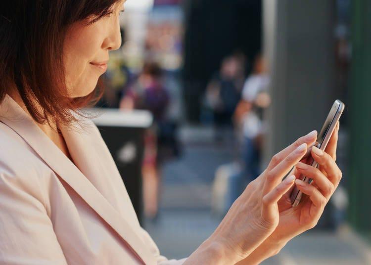 日本女子的溝通技巧③‐與上司的SNS對話篇